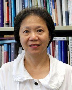 林靜雯教授, MH